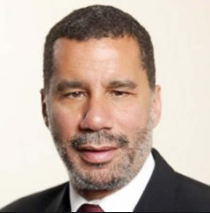 Governor David Paterson, 55th Governor of New York State